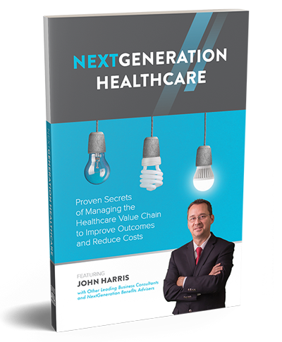 Request a Free copy of our Amazon #1 Best Seller – NextGeneration Healthcare
